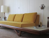 Reserved for Virginia - Adrian Pearsall Style Platform Sofa