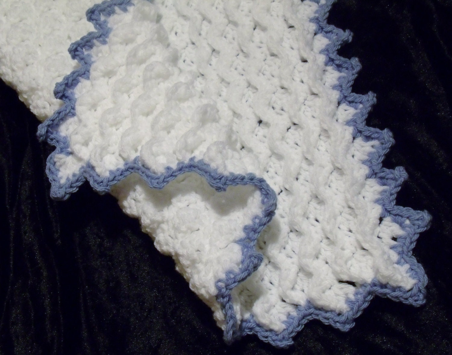 Crochet Blanket Unusua...