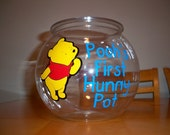 WINNIE THE POOH birthday party favor bowl (1 gallon)