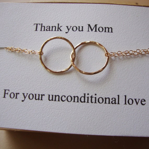 Wedding Thank You Gift For Mom : ... Special Wedding Gift, Bracelet & Card Set, Thank You Mom Bracelet Gift