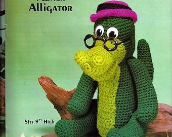 Original Crocheted Playthings Volume 1 by Jan Hatfield Crochet pattern book JH100