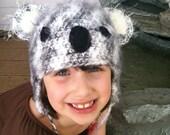 Kuddly Koala Beanie - Made to Order