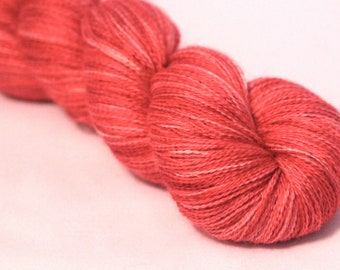 Alpaca/Silk Laceweight- Briar Rose- Discontinued