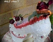 Milly J's Shoe Designs - Let Them Eat Cake