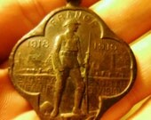 WWI 1918-1919 Soldiers 88th Eighty Eight Infantry Division Medal