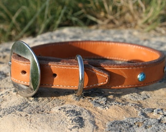 Leather Dog Collar *On Sale*