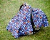 Baby Car Seat Cover - Sports