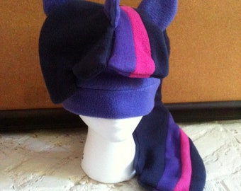 Twilight Sparkle Fleece Hat