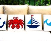 Nautical Nursery Art Paintings 3