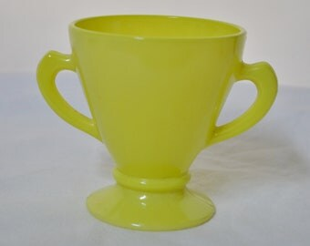 Vintage Hazel Atlas Sugar Cup