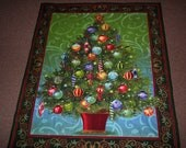 Christmas Tree Wallhanging