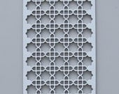 Moroccan Decorative Panel--Jasmine Pattern