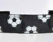 Soccer Headband - Black Soccer Headband - Personalized Headband - No Slip Headband - Non Slip Headband - Soccer Team Headbands - Team Gifts