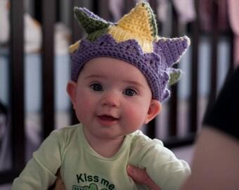 Baby Jester Hat Crochet Pattern