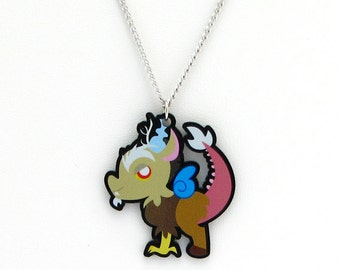 Discord Necklace