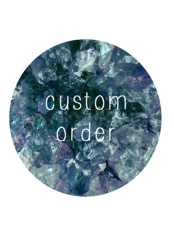 CUSTOM ORDER Mystical Birthday Pack