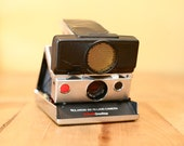 Polaroid SX70 Land Camera Sonar One Step