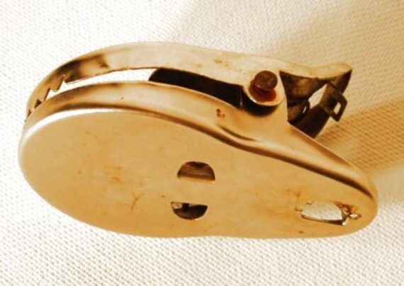 Vintage 1940s Mcgill Mouse Trap Stainless Steel By