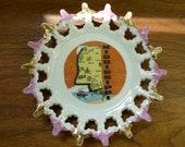 Pinwheel MIssissippi Plate