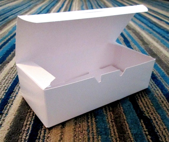 Small Pastry Boxes Brown Bakery Box With Window 4x4x2 5