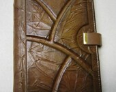 Luxurious leather journal