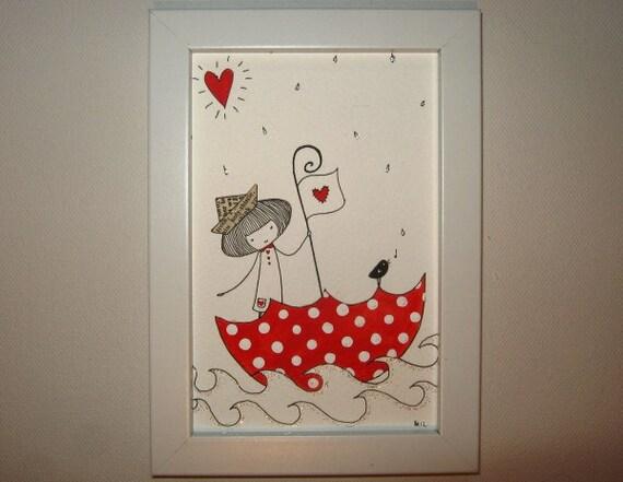 Sailing Away (featuring Doodle Girl)