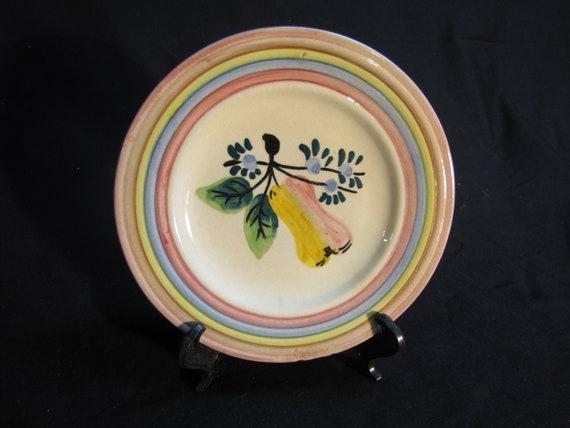 """Stangl Della Ware Norma 6"""" Plate"""