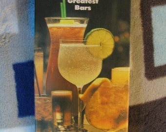 Benson and Hedges Promotional Drink Recipe Book