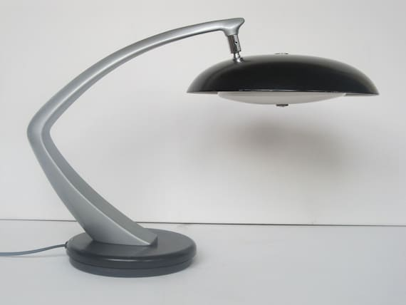 lampe de bureau annee 1970