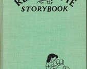 Lois Lenski illustrations vintage kids book Read To Me Storybook collection of 39 preschool stories and poems, great bedtime read aloud