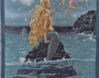 Ocean Dreams. A 20.5x13 tapestry