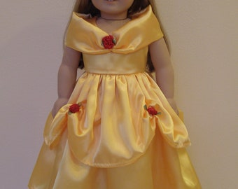 Belle's Ball Dress