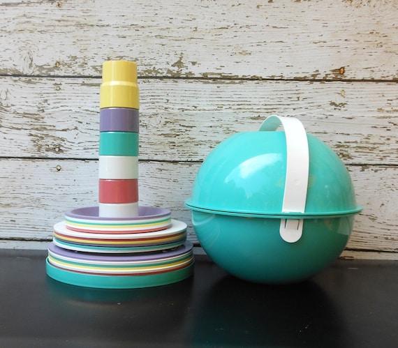 Ingrid picnic ball / complete 27 piece set set