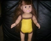 """Swimsuit 18"""" Doll"""