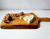 Reclaimed Live Edge Black Cherry Cutting Serving Board, perfect hostess gift