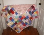 Baby girl or adult lady lap quilt-33