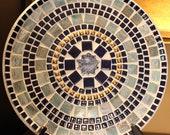 Beautiful Decorative Mosaic Tile Plate