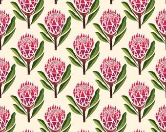 Pretty Proteas Wallpaper
