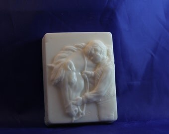 Best Friends Horse Soap with Gift Bag