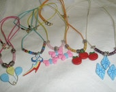 My Little Pony: Friendship is Magic Handmade Beaded Necklaces