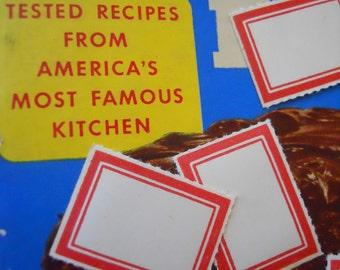 2 Dozen Vintage Dennison's Gummed Labels