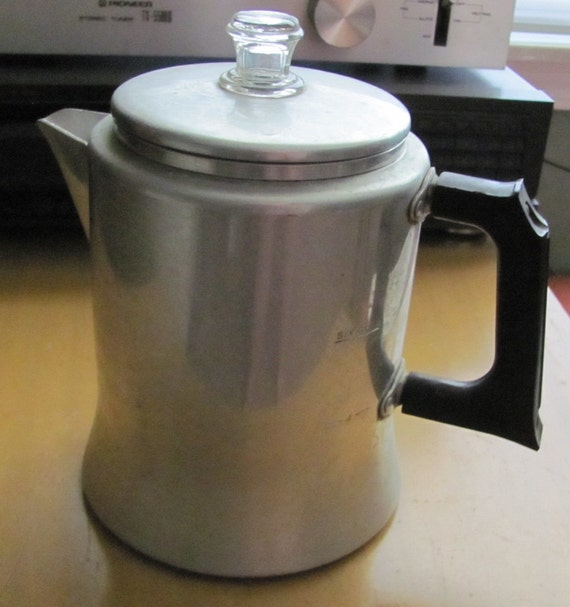 how to use camping percolator