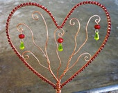 CLEARANCE - Queen of Hearts Scepter