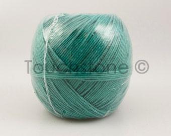 Green Hemp Cord Ball 20lb 400ft Twine Cord Thread