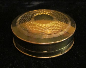 Vintage Norida Compact Powder Compact Rouge Compact Mirror Compact Art Deco Compact 1920s Very Good to Excellent Condition