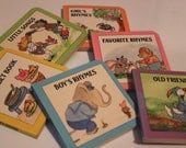 Mother Goose little book set