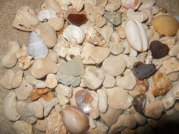 200 Heart Shaped Beach Stones. Glass, Home Decor,Garden, Wedding