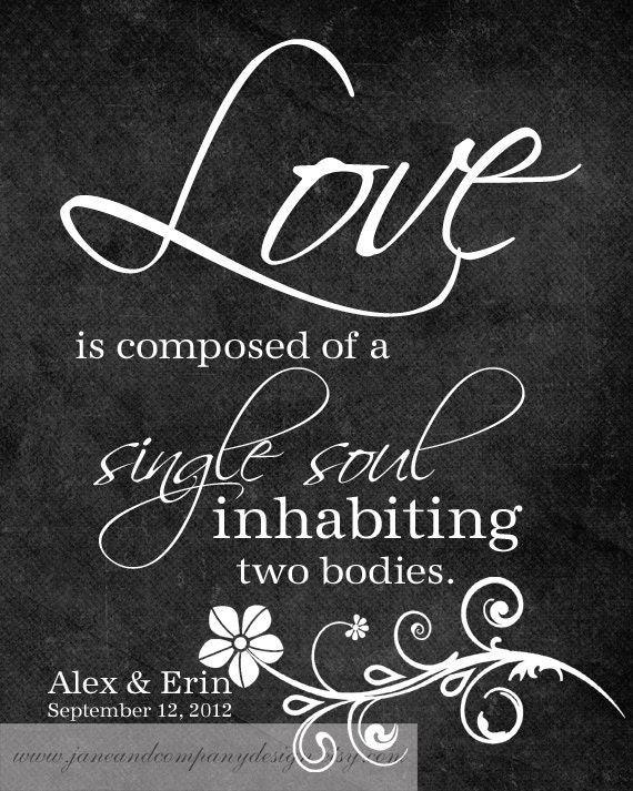 gallery for love quotes black and white