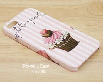 Pink Cupcake iPhone case iPhone SE case iPhone 6S case iPhone 6 case iPhone 6S Plus case iPhone 6 Plus case iPhone 5S case iPhone 4S case