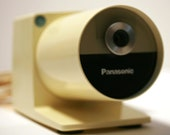 Panasonic Pana Point KP-22A Electric Pencil Sharpener Vintage Mod Ivory - ThePencilPusher